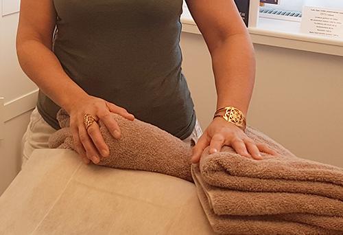 svensk klassisk massage